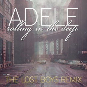 Adele - Lost boys remix