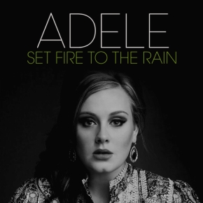 Adele - Set Fire To The Rain (Plastic Plates Remix)