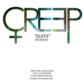 Creep ft. Romy - The Days (Super8 and Tab Remix)