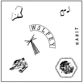 Wolfey - Habit EP (ASL008)