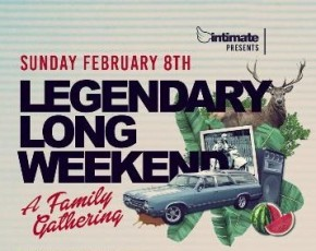 Some Kind of Music Blog Legendary Long Weekend Intimate Productions Waldorf