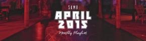April 2015 Playlist Sticky